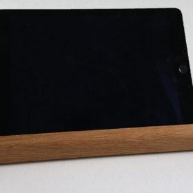 iPad-Halter aus Holz